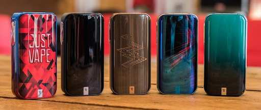 Best Touch Screen Vape Mods